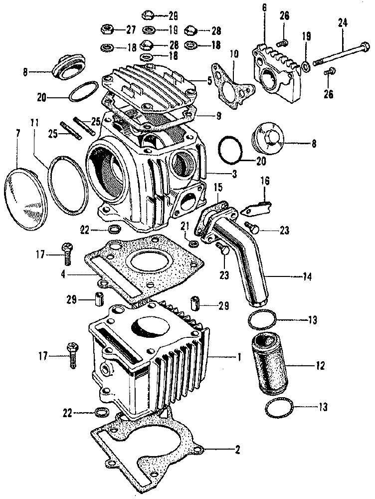 Honda Cb350 Wire Harness