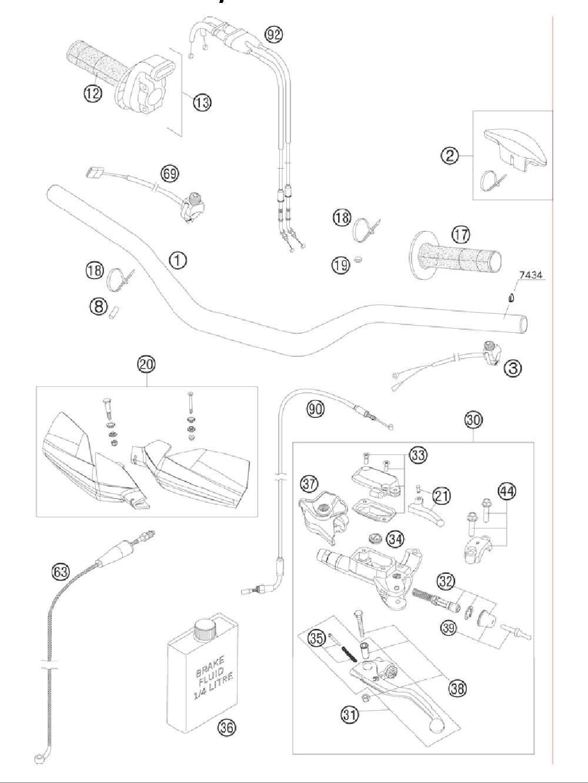 2008 Ktm 50 Sx Parts Wiring Source Diagram 450 Brake Shoes Also Starter Besides 1835 1651029f00 Oil Filter Suzuki Drz 400e 400s 400sm
